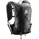 Salomon Agile 12 Backpack Set black